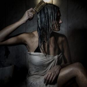 Saç - Μάσκα μαλλιών