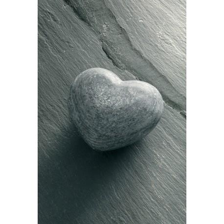 Marble Massage Stone black